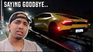 Returning my new Lamborghini, here's why..