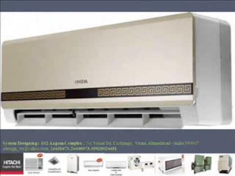640   Onida 1 Ton Split AC   S12CFL C3 Champagne   System Designing   919825024651