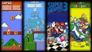 Super Mario Bros. OST - All Overworld Theme