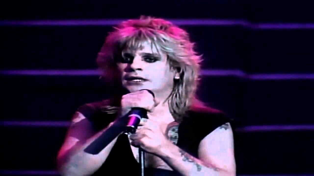 Ozzy Osbourne Mr. Crowley 1984[HD]Bark At The Moon World ...