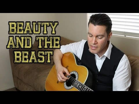 BEAUTY AND THE BEAST - cover (Chris Commisso)