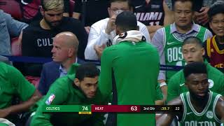 Boston Celtics vs Miami Heat | October 28, 2017 | NBA 2017-18 Season