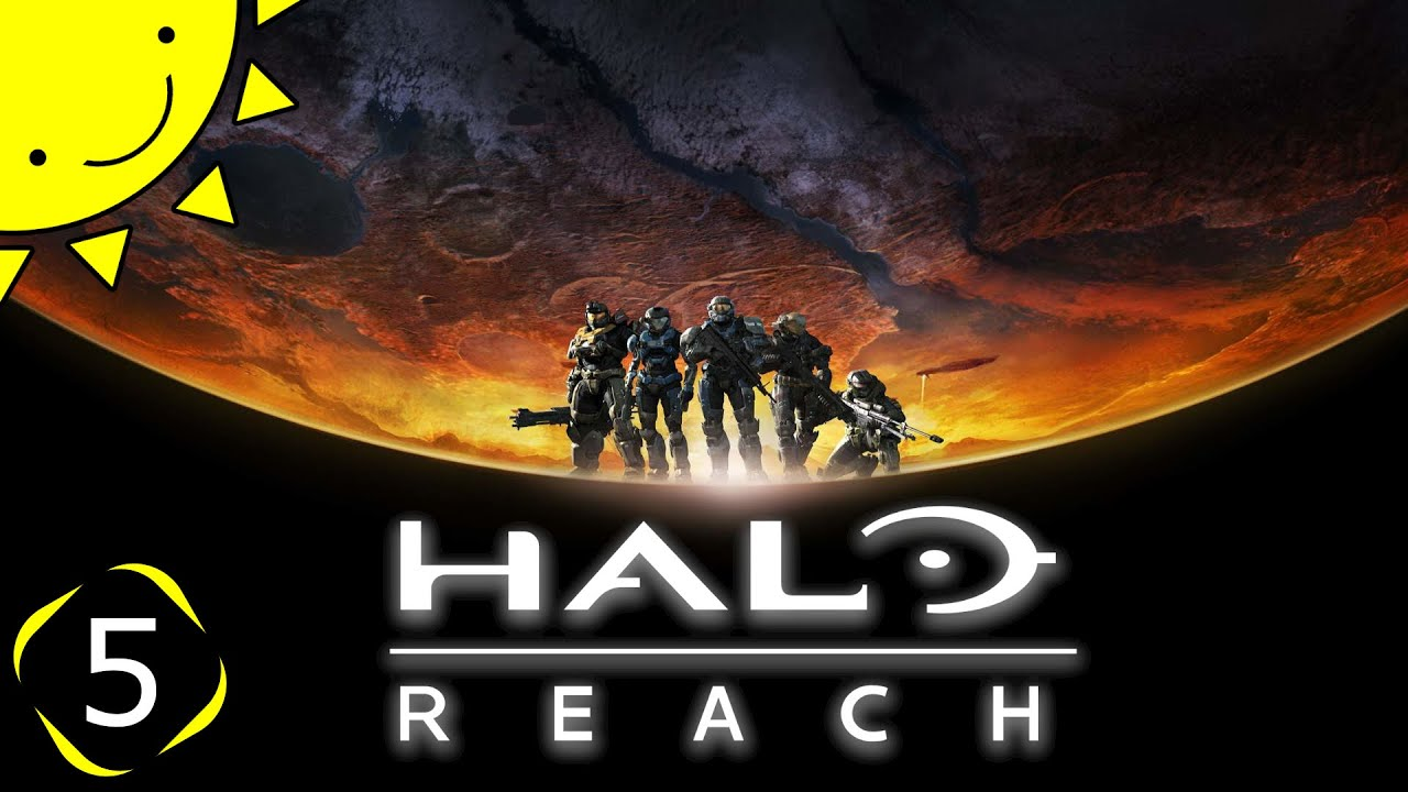 Download Let's Play Halo Reach | Part 5 - Long Night Of Solace | Blind Gameplay Walkthrough