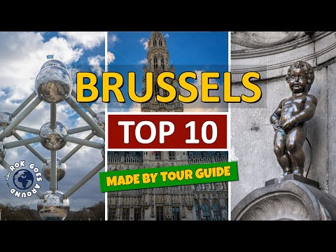 Brussels TOP 10 Attractions | Travel Guide (2020)