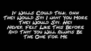 if walls could talk celine dion with lyrics