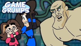 Game Grumps Animated - MeDUDEsa - by TerminalMontage