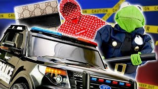 Kermit the Cop STEALS Supreme Clothing on Black Friday!