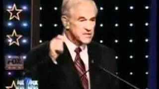"Ron Paul 2012 - ""We now promote preemptive war."""