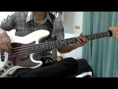 มาลีฮวนน่า - หมาหยอกไก่ (Bass Cover)