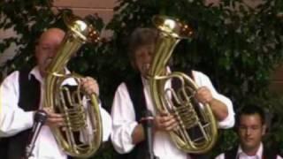 Mährisch Böhmische Blasmusik Ltg.Frank Eidenpenz: Herzlichen Dank (Polka)