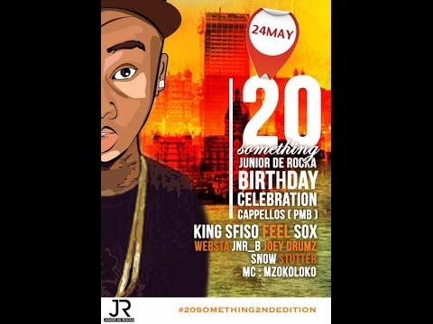 #20Something - Junior De Rocka's Birthday Celebration Part 1