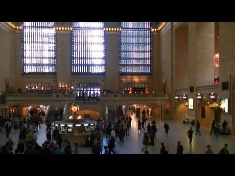 Grand Central Terminal, a New York City landmark