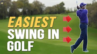 Easiest Swing In Golf ➜ Lower Golf Scores In 6 Mins