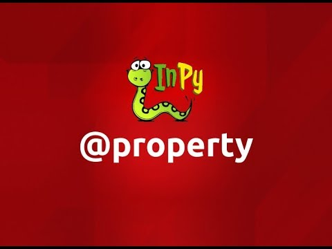 Property Decorator In Python Youtube