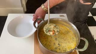 Am terminat supa -Strugurel Irlandezu