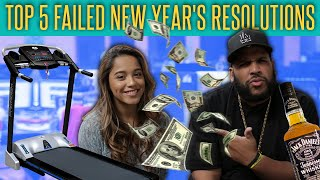 Top 5 Failed New Year's Resolutions - The Drop Presented by ADD