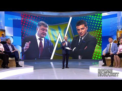 Украинские перестановки. Время