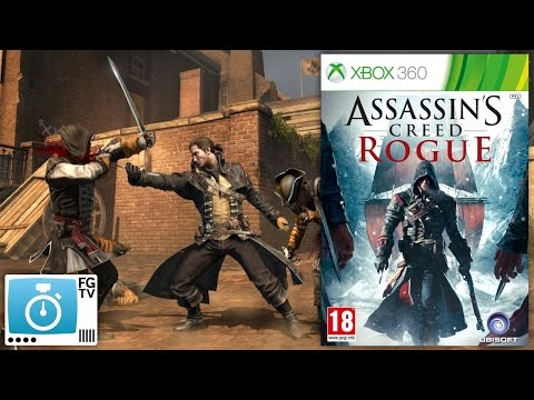 2 Minute Guide: Assassin's Creed Rogue (PEGI 18+)