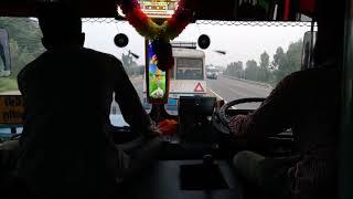 Fast Punjab roadways vs haryana roadways..!!!