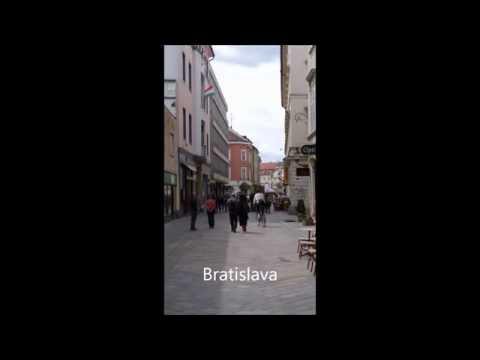 May 2015 Bratislava to Vienna