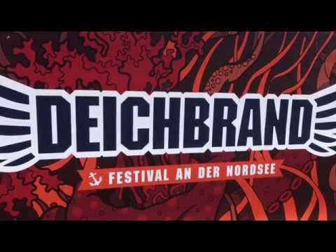 Deichbrand-Festival 2017 - Frühanreise am Mittwoch (Cuxhavener Nachrichten/Niederelbe-Zeitung)