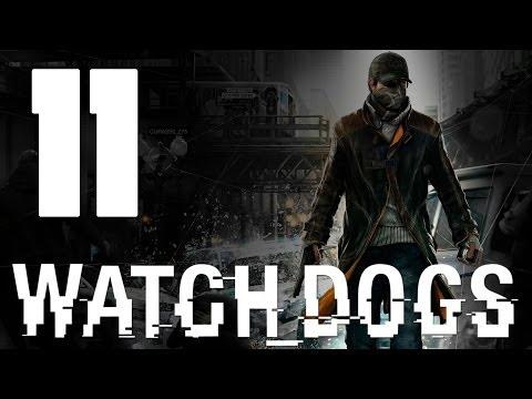 Watch Dogs - Прохождение игры на русском [#11] PlayStation 4