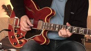 1965 Gibson ES-345 with Okko Diablo & Varitone Demo