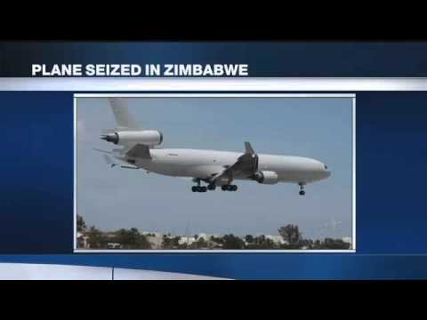 Estero-registered jet impounded in Zimbabwe with body, cash on board