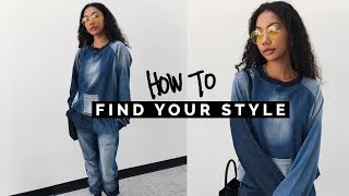 HOW TO FIND YOUR PERSONAL STYLE 👕👖