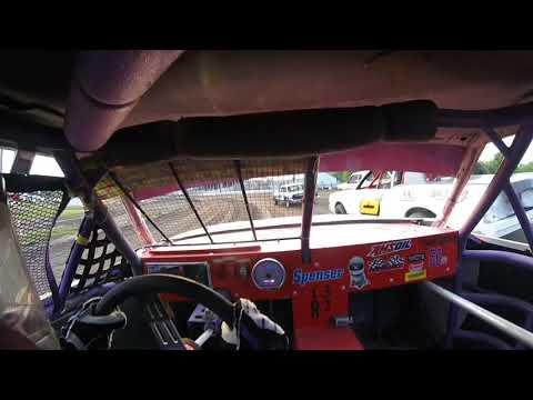 Marni 6/29/18 Heat Rapid Speedway - Engine Blows