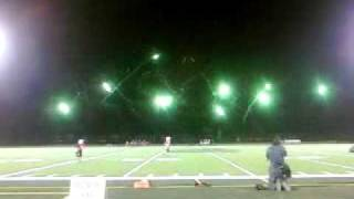 University of Lethbridge Stadium fireworks.mov