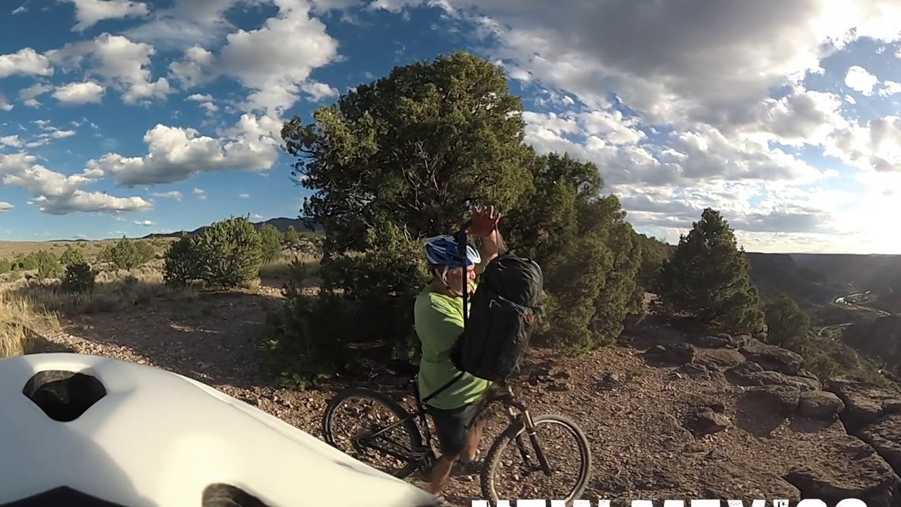 Rio Grande Gorge Mountain Biking, in TRUE 360º