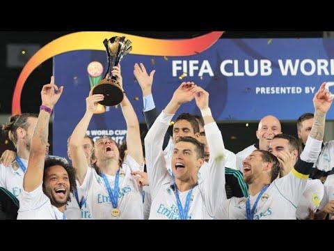 Real Madrid vence Grêmio e conquista Mundial de Clubes - 동영상