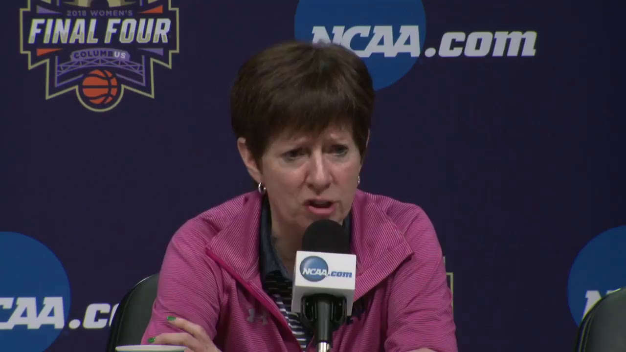 Muffet McGraw won, evolved and exited Notre Dame on her own terms