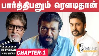 EXCLUSIVE: A 3D film with Surya , Housefull Remake with Amitabh Bachchan – Parthiban Answers