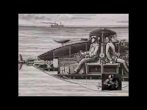 Nuclear Submarine Stealth Sea Monster | Documentary.