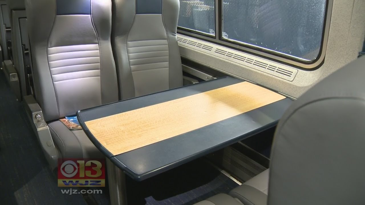 Amtrak Giving 450 Cars A Makeover