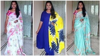 My Navaratri special outfits collection//below 1500/-😱😱// my style corner