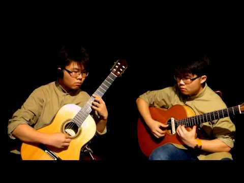 Dedicated - Ulli Bögershausen (Nylon & Steel-string guitar duet) Travel Video