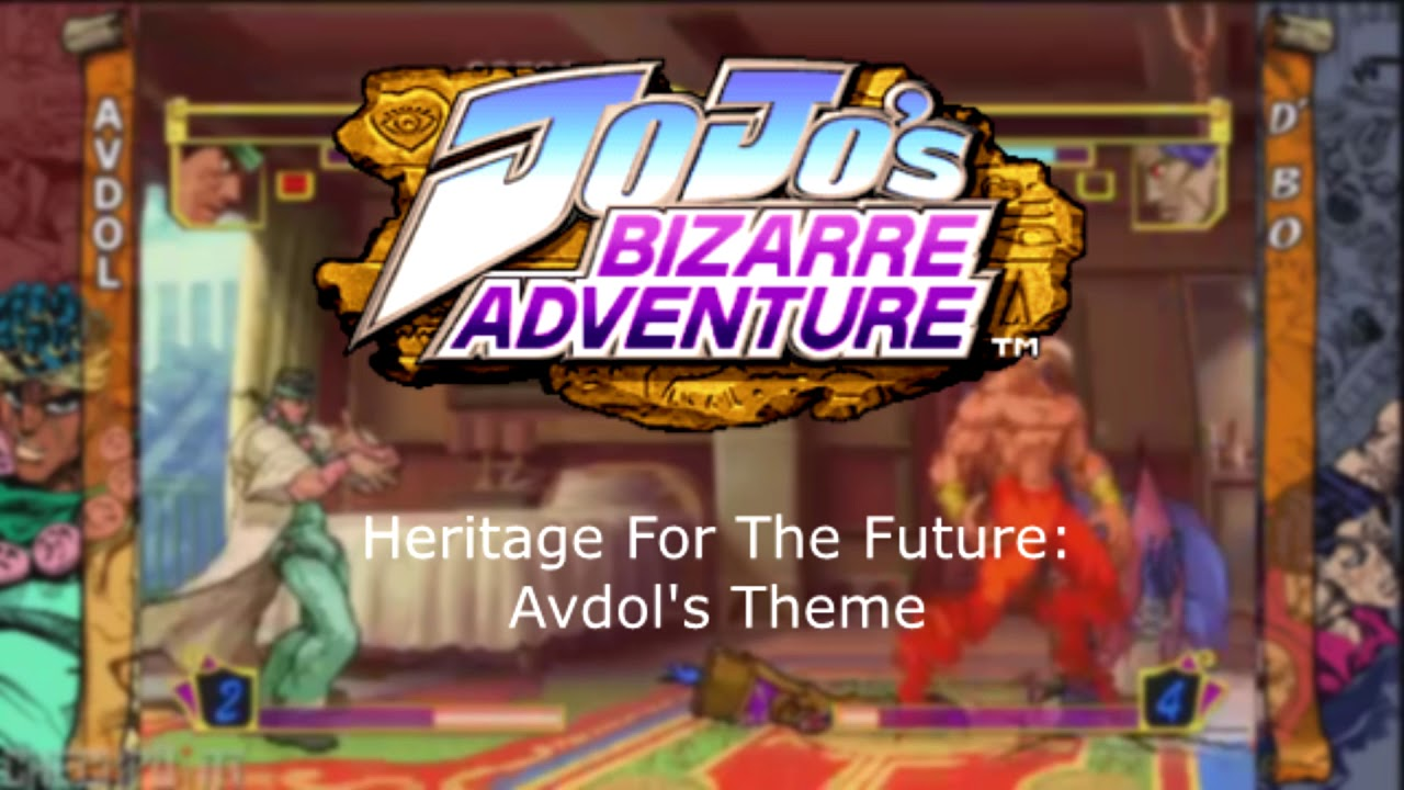 Avdol's Theme Remastered (Heritage For The Future)