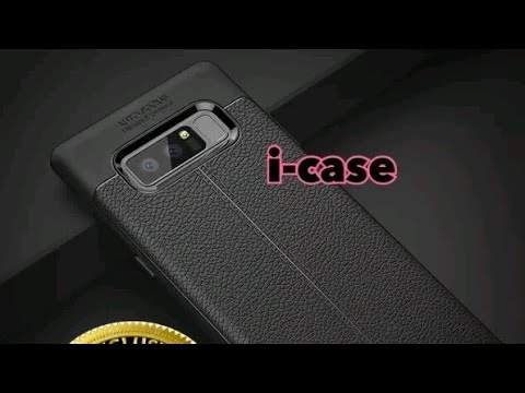 pretty nice 3e2de bc553 Samsung note 8 tumi tomi model leather case