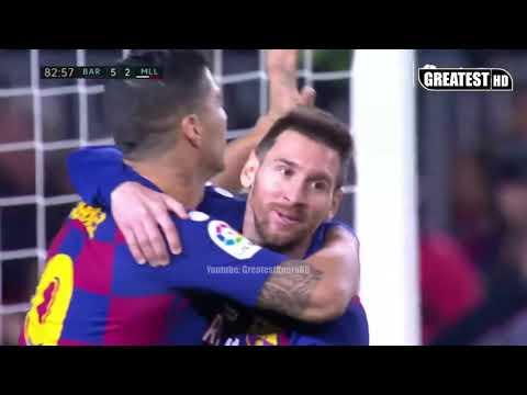 Ваrсеlоnа vs Mаllorcа 5-2 - Highlights & Goals Resumen & Goles 2019 HD HD