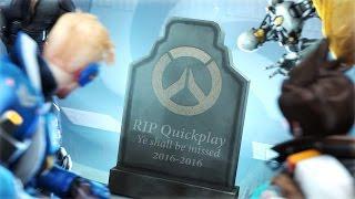 [Overwatch] RIP Quickplay