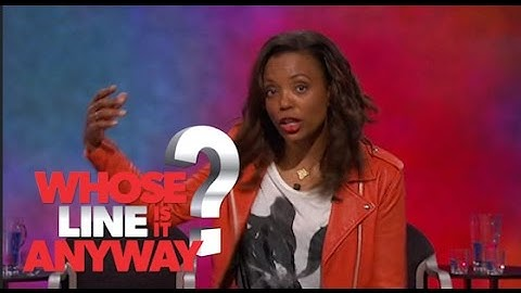 Best Aisha Tyler Moments - Whose Line Is It Anyway?