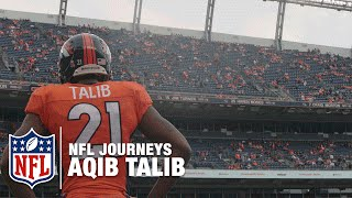 Aqib Talib | NFL Journeys