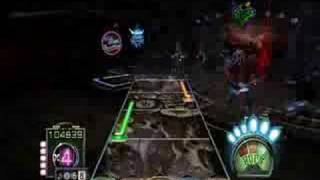 Guitar Hero Power Rangers Theme