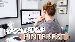 MY 2019 PINTEREST STRATEGY: How I create pins, write pin descriptions, & schedule through Tailwind