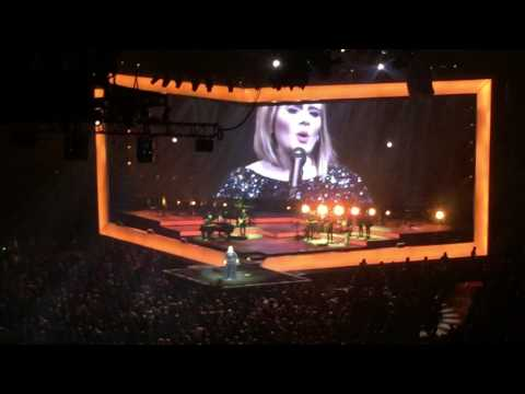 Adele - Part 2 - Final Concert, Phoenix, Arizona 11/21/16