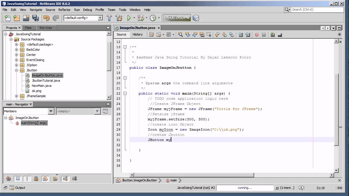 How to add image on jbutton in java swing programing for beginners how to add image on jbutton in java swing programing for beginners java swing tutorial baditri Choice Image