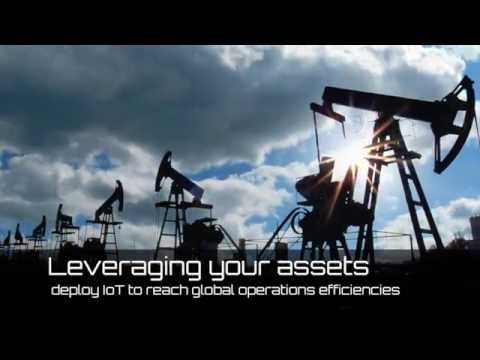 Slyseed: Internet of Things solutions for Oil and Gas industry
